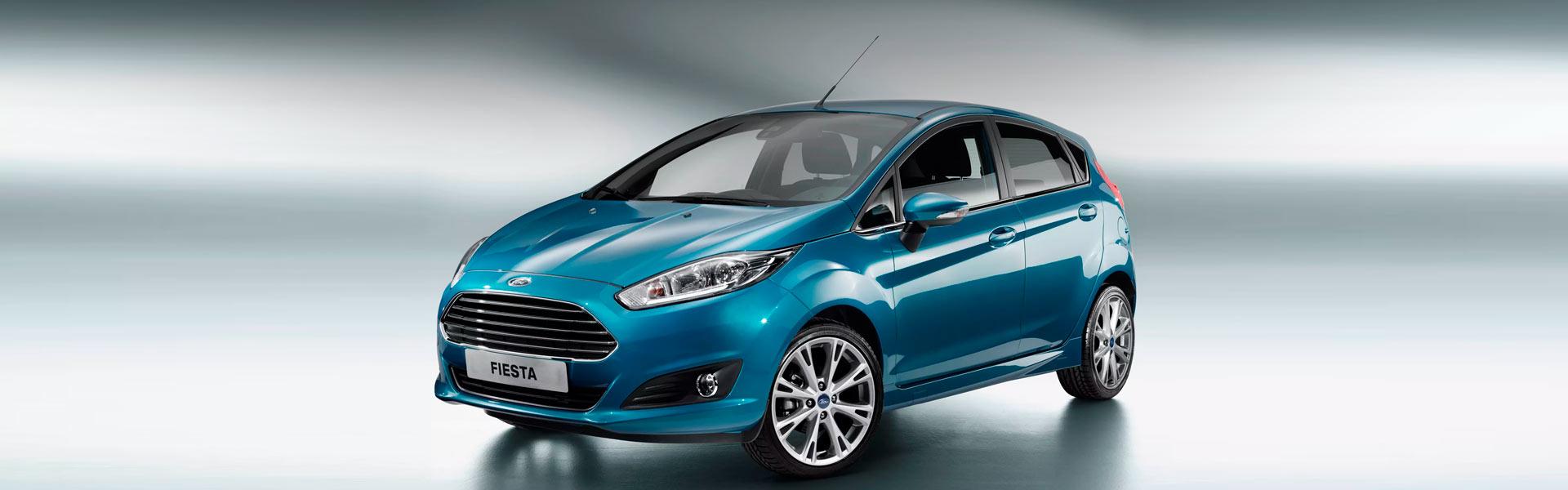 Запчасти на Ford Fiesta